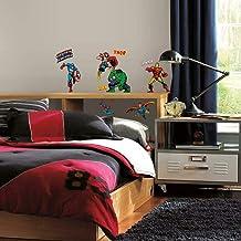 RoomMates Marvel Classics Peel And Stick Wall Decals - RMK2328SCS
