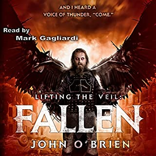 Lifting the Veil: Fallen audiobook cover art