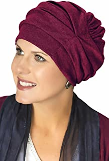 أغطية الرأس النسائية من أنليميتيد ترينيتي تربان لمكافحة السرطان