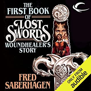 Woundhealer's Story audiobook cover art