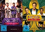 NCIS: New Orleans Staffel 1+2 (12 DVDs)