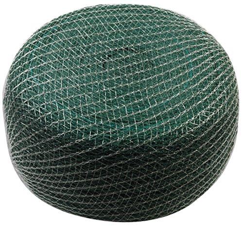 Meister Vogelschutznetz 8 x 8 m - grün - 12 x 12 mm Maschenweite - Robustes Gewebe - Witterungs- & UV-beständig - Zuverlässiger Schutz vor Vogelfraß / Engmaschiges Obstbaumnetz / Teichnetz / 9960410