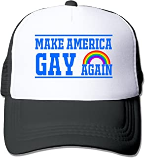 Make America Gay Again Leisure Hat Male/Female Baseball Caps Adjustable Snapback One Size