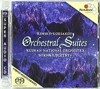 Rimsky-Korsakov: Orchestral Suites ~ Pletnev (2010-02-23)
