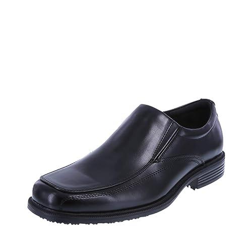 Men S Slip Resistant Dress Shoes Amazon Com