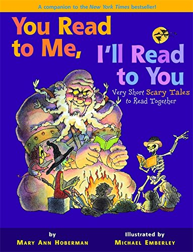 VERY SHORT SCARY TALES TO READ TOGETHER (You Read to Me, I'll Read to You)