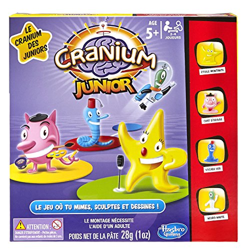 Hasbro – Cranium Board Game (French Version)