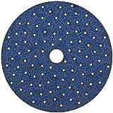Norton Abrasives - St. Gobain 04034 ProSand Multi-Air Cyclonic A975 CA P100-Medium Grit Paper Hook & Loop Center Hole Vacuum Disc, Ceramic Alumina Abrasive, 15000 RPM, 5' Diameter (Pack of 50)