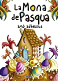 La Mona de Pasqua amb adhesius (Contes i tradicions catalanes amb adhesius)