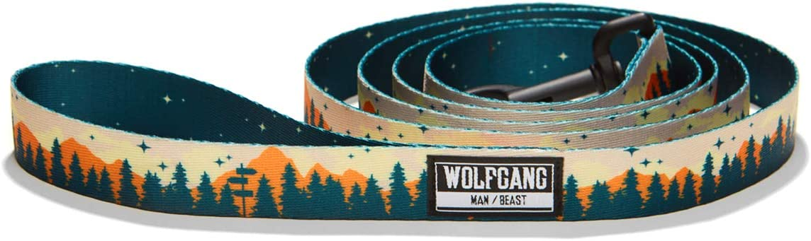 free shipping Wolfgang Man Beast Premium Leash for Arlington Mall Small Large Dogs Medium