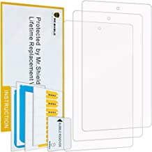Mr.Shield For Amazon Fire 7 Tablet with Alexa (7th Generation - 2017 release ONLY) Anti-Glare [Matte] Screen Protector [3-PACK] with Lifetime Replacement