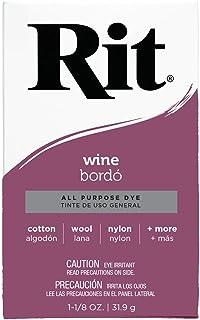 Rit Uniwersalny barwnik w proszku, wino