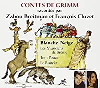 Blanche-Neige-Tales By Grimm