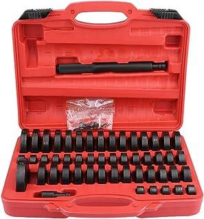 Bush Bearing Set, 51pcs Bush Bearing Driver Set Remover Installer Removal Built Hand Tool Kit for Car Repair