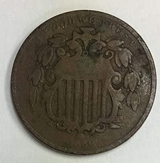 Best 1869 shield nickel Reviews