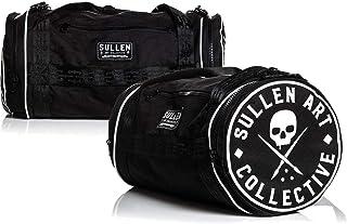 Sullen Unisex Overnighter Duffle Bag Black