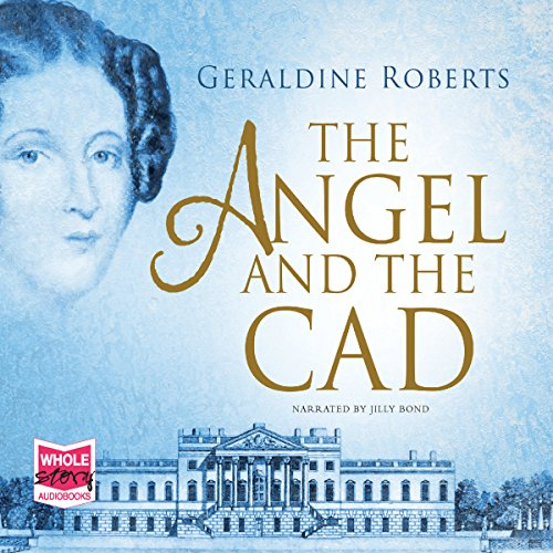 The Angel and the Cad cover art