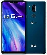 "LG Electronics G7 ThinQ 64GB Factory Unlocked Phone - 6.1"" Screen, (Moroccan Blue) (Renewed)"
