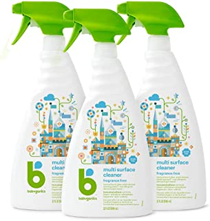 Babyganics Multi Surface Cleaner Spray, 32oz, Packaging May Vary
