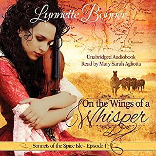 On the Wings of a Whisper: A Serialized Historical Christian Romance audiobook cover art