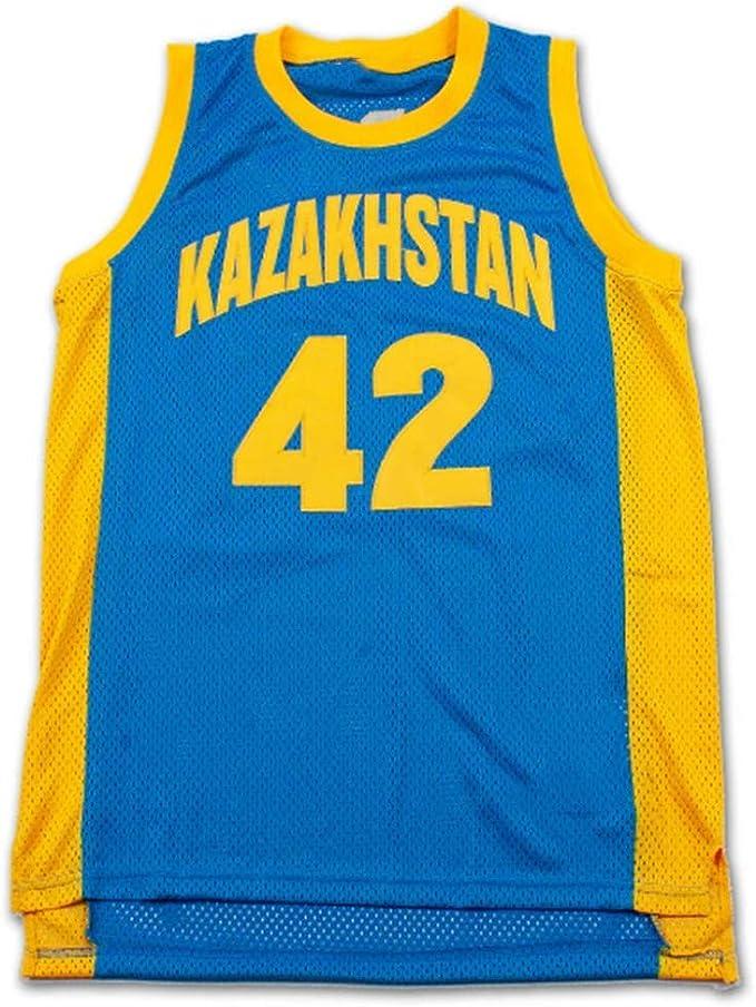 ETN Borat Kazakhstan Men's Movie Basketball Jersey