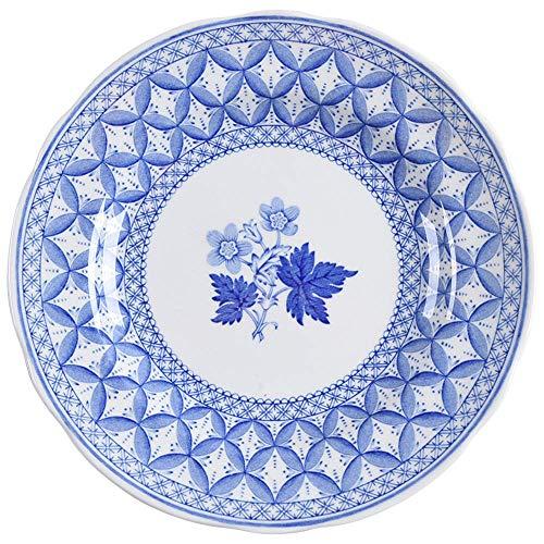 Spode Blue Geranium Bread & Butter Plate
