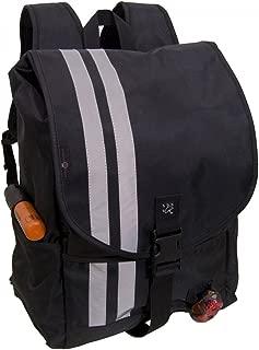 Banjo Brothers Commuter Backpack: LG, Black