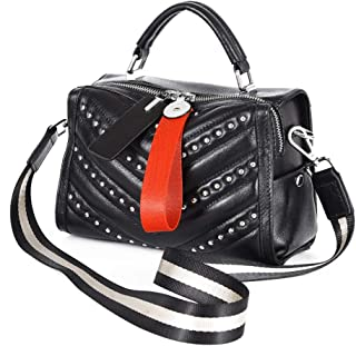 Runhuayou New Cursory Fashion Hand Bag Shoulder Slung Little Handbag Leather Bag Great for Casual or Many Other Occasions Such