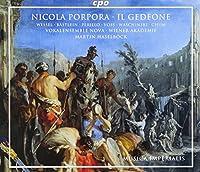 ポルポラ:オラトリオ「イル・ジェデオーネ」(2枚組)