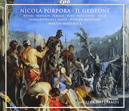 Porpora - Il Gedeone