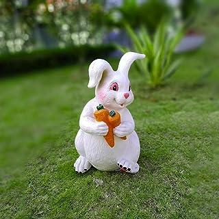 ILH Lampe LED Rabbit Modélisation Paysage Lampe Modélisation Animale Lampe Extérieure Étanche Basse Tension Jardin Éclaira...