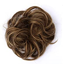 lockige unordentliche Haargummis,Serria® Easy to Wear Hair