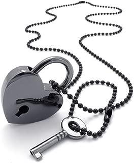 lock key jewelry