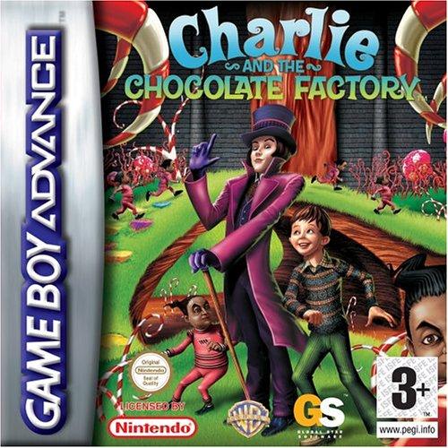 Charlie & Chocolate Factory EU - Game Boy Advance - PAL