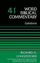 Galatians, Volume 41 (Word Biblical Commentary)