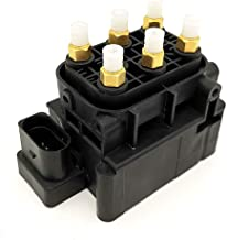 Ensun Air Suspension Control Valve Block Air Supply for 2001-2011 A6 S6 S8 A8 Quattro Allroad Quattro Replaces 4F0616013