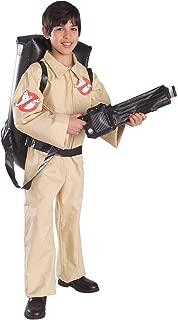 Rubie s Offizielles Ghostbusters Kinder Fancy Kleid Kostüm mit aufblasbarem Proton Pack