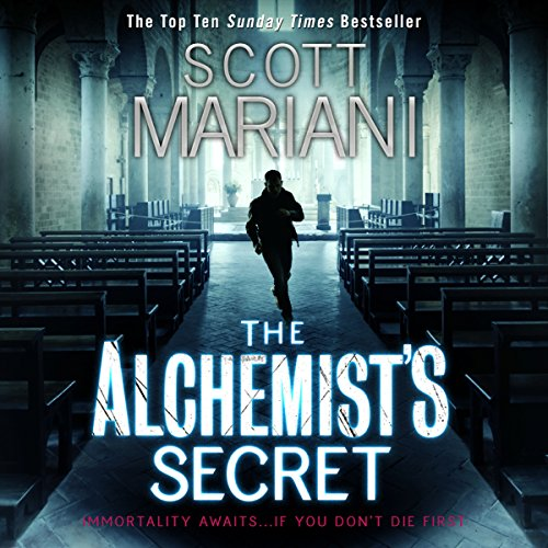 The Alchemist's Secret audiobook cover art