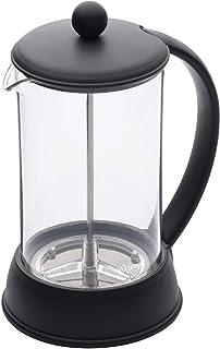 KitchenCraft KCLX8CUP Le'Xpress 8 Cup Cafetiere Franse pers koffiezetapparaat met hittebestendige kunststof kan 1 liter, z...