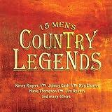 15 Men's Country Legends