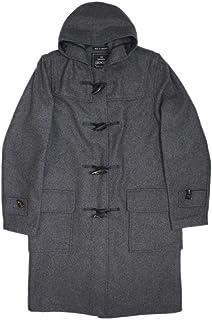 (グローバーオール) GLOVERALL 3681-MM CLOTH ダッフルロングコート 日本別注 06-GREY GLA002