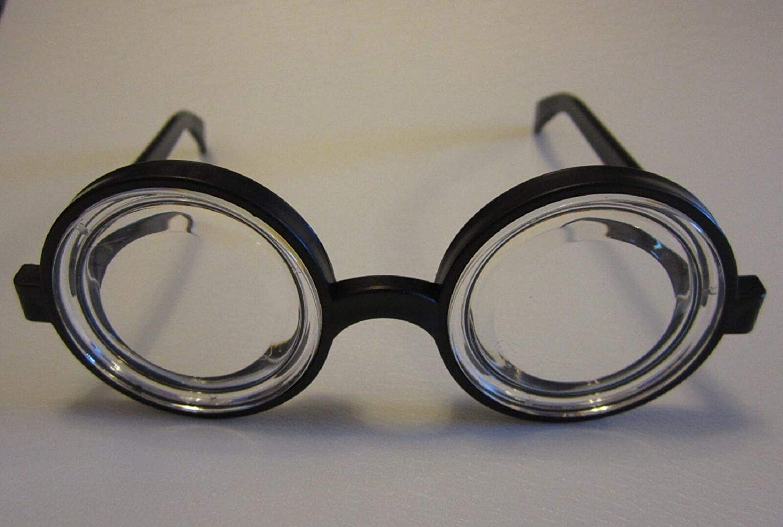 Little Gorgeous Nest 15 Pair Kids Black Nerd Lens Thick Geek Shad Glasses Rare