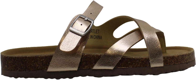 Madden Girl Women's Bartlet Flat Sandal