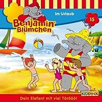 Benjamin im Urlaub (Benjamin Blümchen 15) Hörbuch