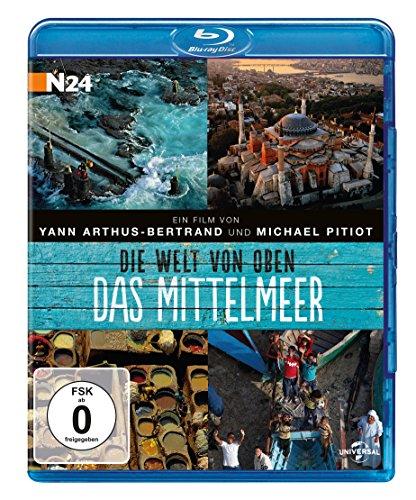 Die Welt von Oben - Das Mittelmeer [Blu-ray]