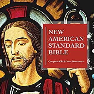 New American Standard Bible cover art