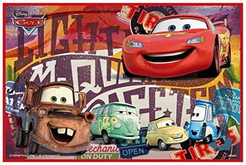 『スケーター レジャーシート S 90×60cm カーズ Cars 15 ディズニー VS1』のトップ画像