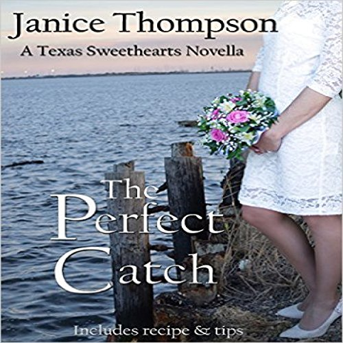 The Perfect Catch: A Christian Romance Novella audiobook cover art