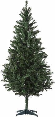 Homegear Alpine Deluxe 6ft 700 Tips Artificial Green Christmas Tree Xmas Tree