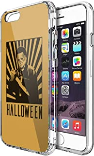 Case Phone Anti-Scratch Motion Picture Cases Cover My Illustration of The Shape in A Retro Styled Movies (4.7-inch Diagonal Compatible with iPhone 6, iPhone 6s)